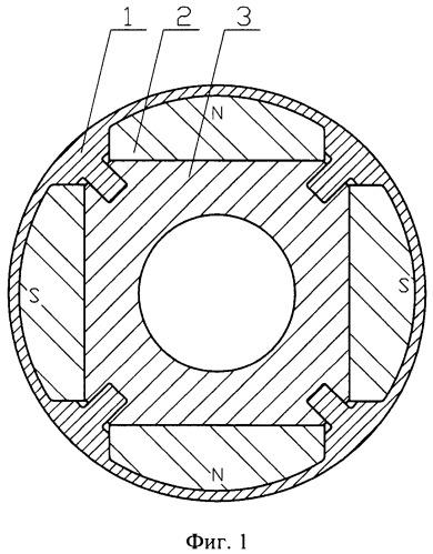Ротор высокооборотной электрической машины