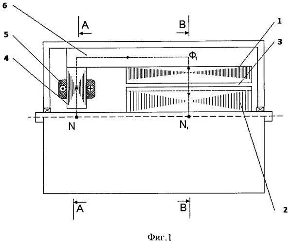 Конструкция статора трехфазного асинхронного двигателя малой мощности