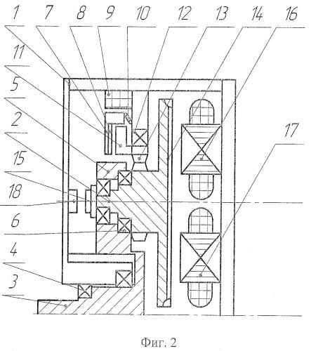 Орбитальный мотор-редуктор