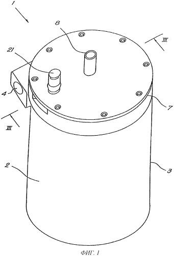 Сепаратор жидкости
