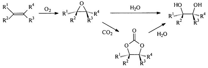 Способ получения алкиленкарбоната и алкиленгликоля
