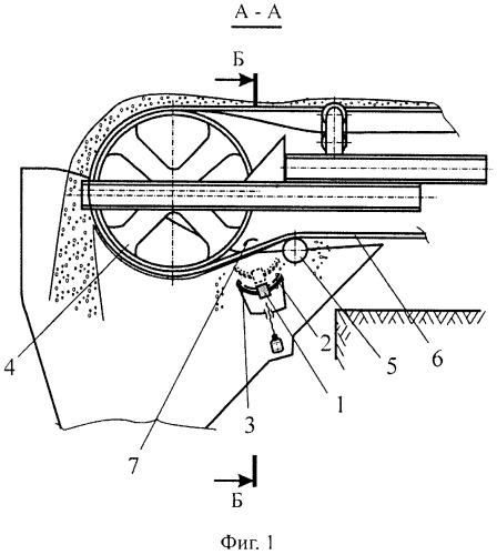 Устройство для очистки ленты конвейера