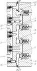 Канал встречных потоков многопоточного гидропривода