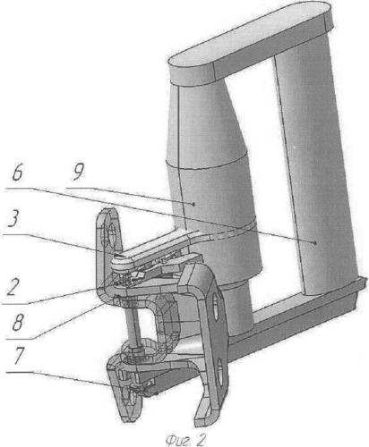 Способ крепления оси с пазом в проушинах разъемной дверной петли автомобиля и устройство для его осуществления
