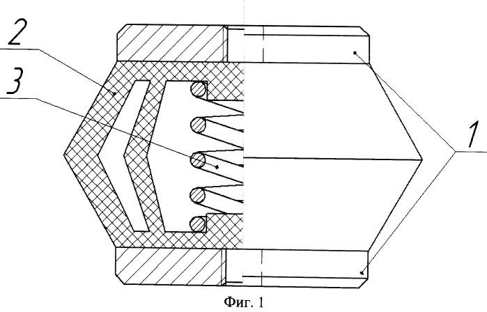 Виброизолятор для транспортно-технологических машин