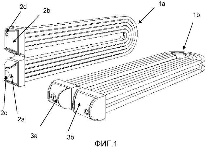 Теплообменная система для дезодоратора