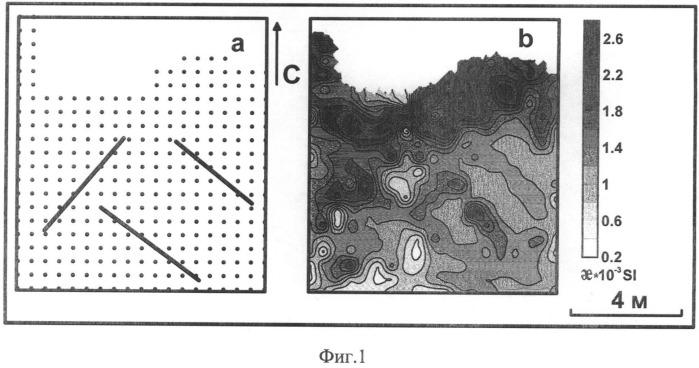 Способ картирования археологических объектов