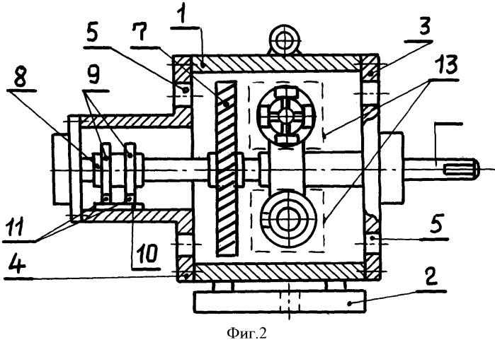 Инерционный электродвигатель постоянного тока