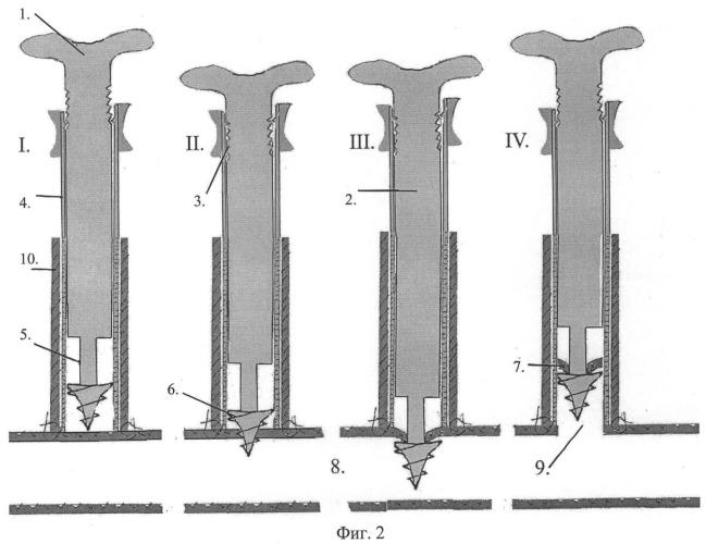 Одноразовый артериотом для выполнения неокклюзионного сосудистого анастомоза