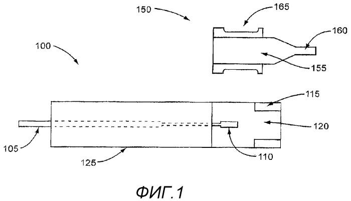 Инжектор интраокулярной линзы постоянной силы