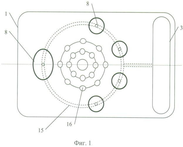 Термоэлектрическое устройство для лечения кисти