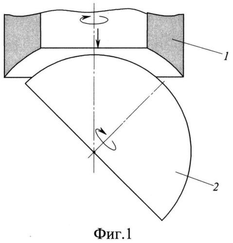 Способ электроэрозионной обработки прецизионных сферических поверхностей