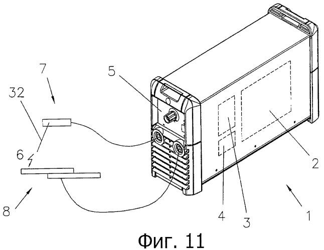 Способ и устройство для преобразования энергии, а также сварочный аппарат
