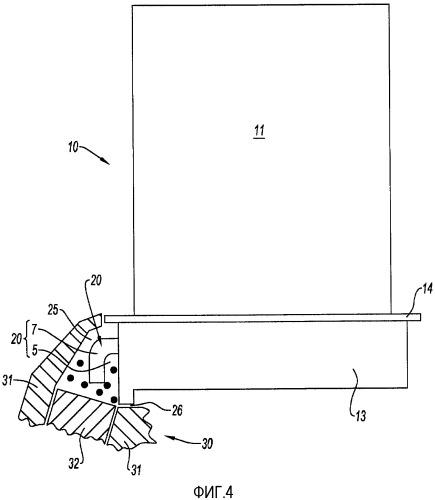 Способ ультразвуковой дробеструйной обработки деталей газотурбинных двигателей