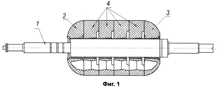 Оправка для изготовления крупногабаритных корпусов из полимерных композиционных материалов