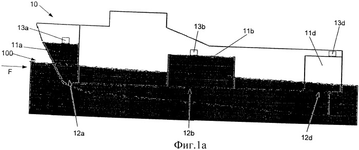 Система и способ активной и пассивной стабилизации судна