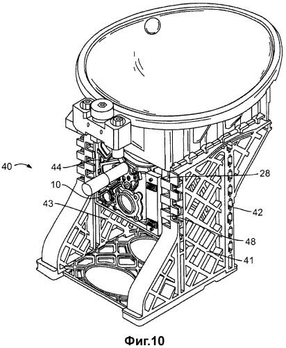 Сливной клапан и вакуумный генератор для вакуумной сточной системы