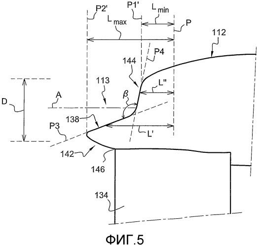 Воздухозаборник авиационного двигателя с толкающими воздушными винтами, не заключенными в обтекатель