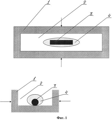 Испаритель для вакуумного нанесения тонких пленок металлов и полупроводников