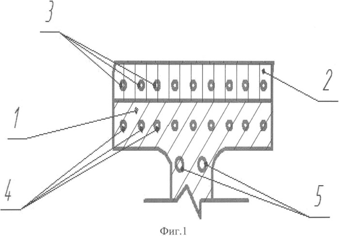Мостовая железобетонная балка