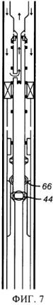 Инструмент для гидравлического разрыва пласта и гравийной набивки с многопозиционным клапаном промывочной линии
