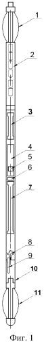 Способ электромагнитной дефектоскопии в многоколонных скважинах и электромагнитный скважинный дефектоскоп