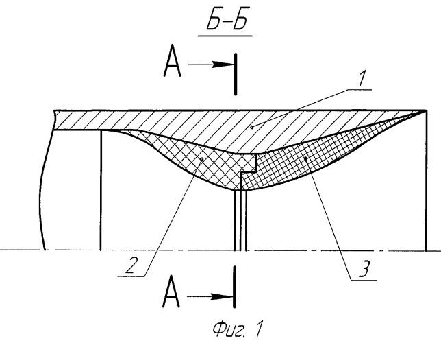 Выгораемое сопло комбинированного ракетно-прямоточного двигателя