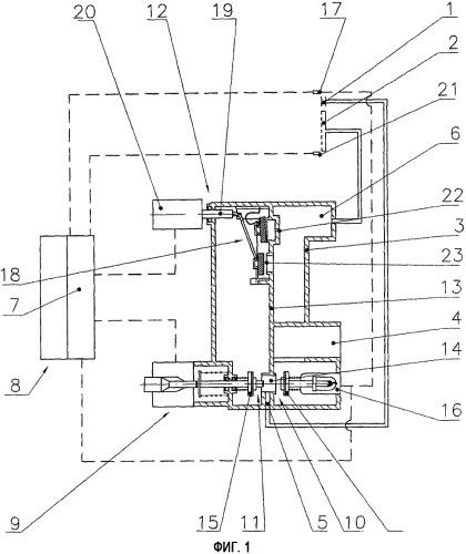 Способ и регулирующая газовая арматура для контроля зажигания газового устройства