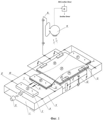 Оптоэлектронное устройство для исследования деформационных характеристик волокнистых систем