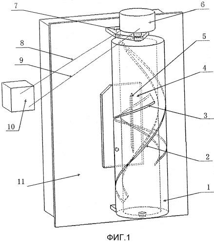 Сканирующее устройство с использованием пучка излучения для формирования изображения в режиме обратного рассеяния и способ его осуществления