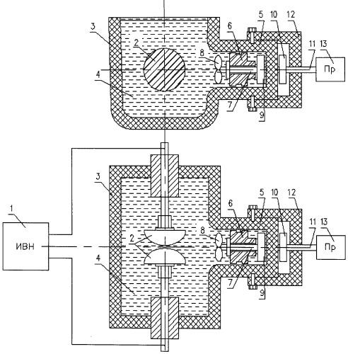 Устройство для определения пробивного напряжения жидких диэлектриков