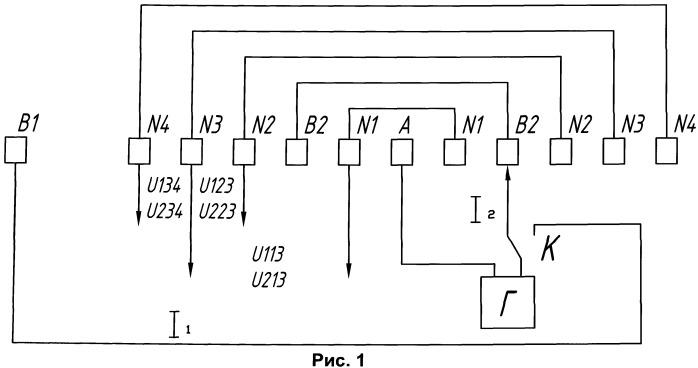 Аппаратура для электрического каротажа