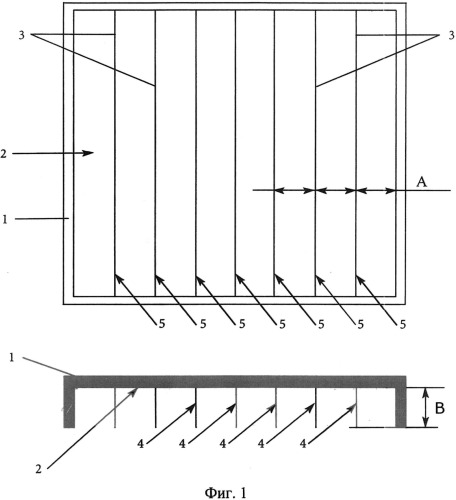 Стенд-рамка трех изображений