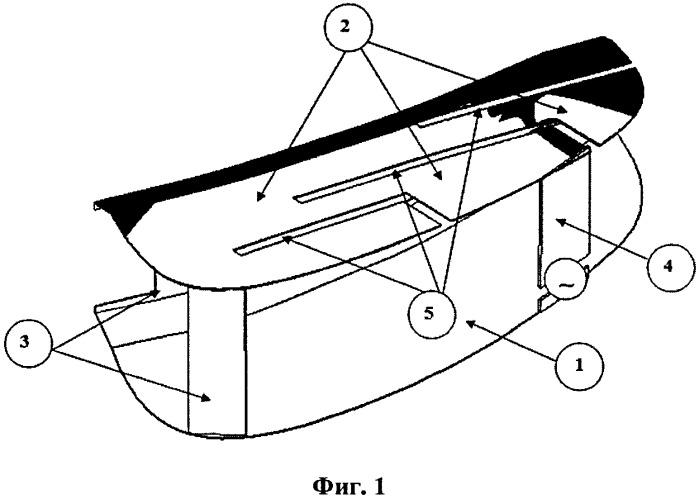 Сверхширокополосная малогабаритная антенна и устройство связи, содержащее такую антенну