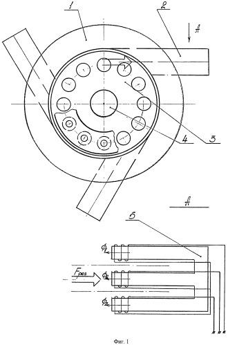 Индукторная электрическая машина