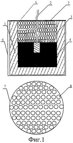 Устройство пожаротушения на основе термоаэрозоля со стойким к высокотемпературной абляции теплозащитным слоем и способ его получения