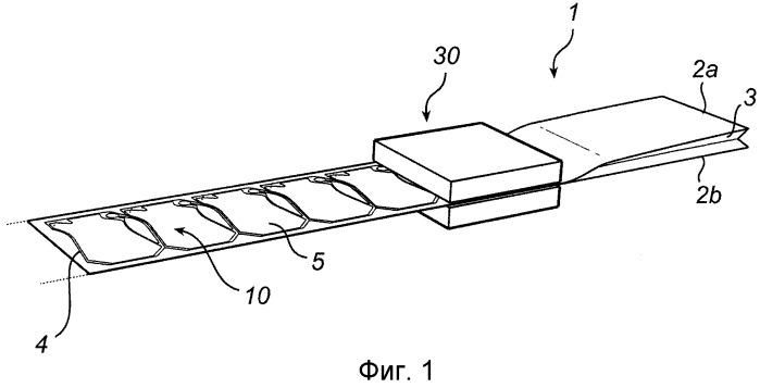 Контейнер, а также устройство и способ асептического наполнения контейнера