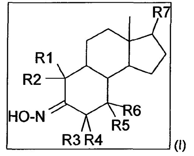 Новые оксимовые производные 3,5-секо-4-нор-холестана, фармацевтические композиции, содержащие их, и способ их получения
