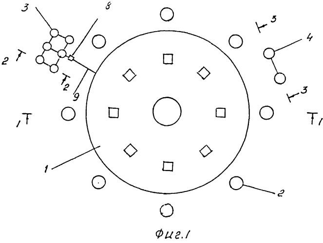 Способ строительства атомных станций и объектов специального назначения