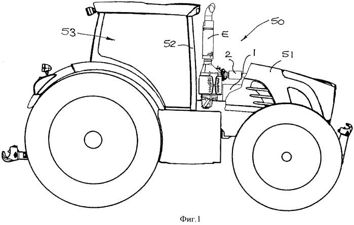 Система выпуска отработавших газов транспортных средств
