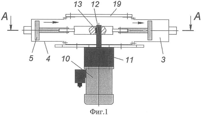 Электромеханический усилитель давления