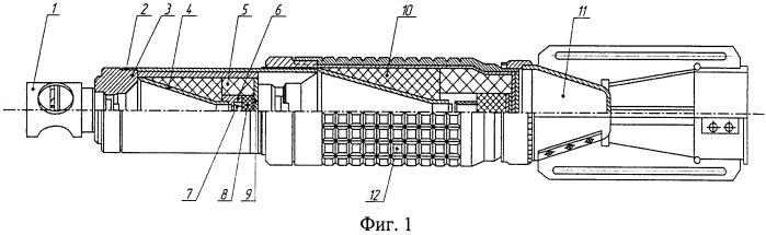 Противотанковая авиационная бомба с тандемным кумулятивным зарядом и осколочным корпусом