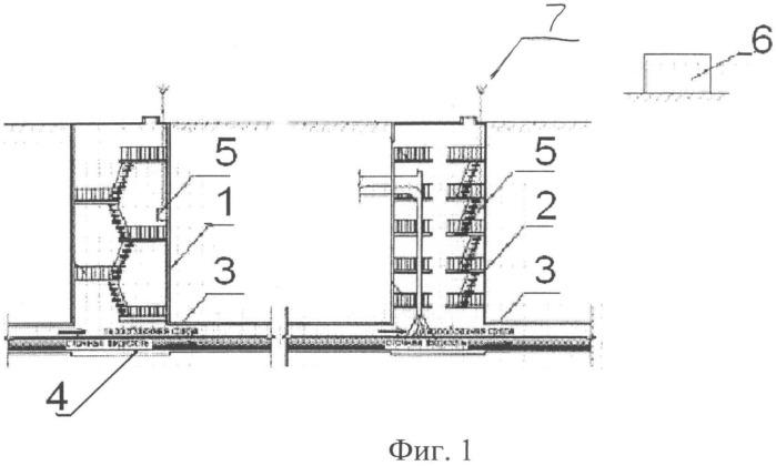 Способ прогнозирования аварийного технического состояния трубопровода канализационной системы