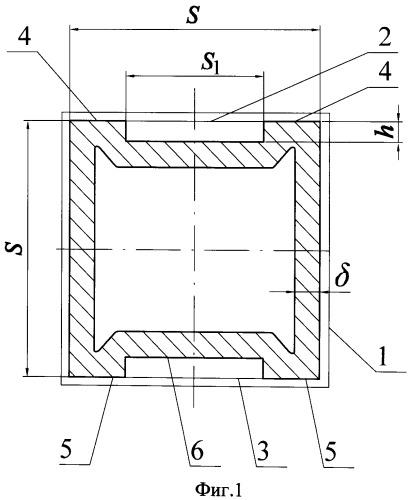Способ получения изделий с криволинейными участками из профильных труб