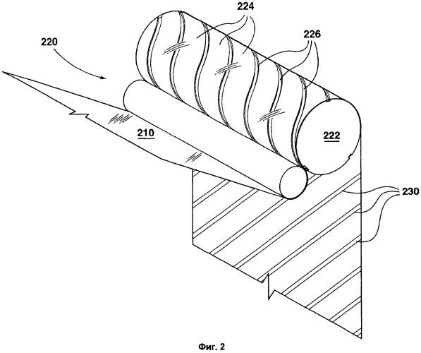 Способ термической обработки тонкослойной полимерной пленки