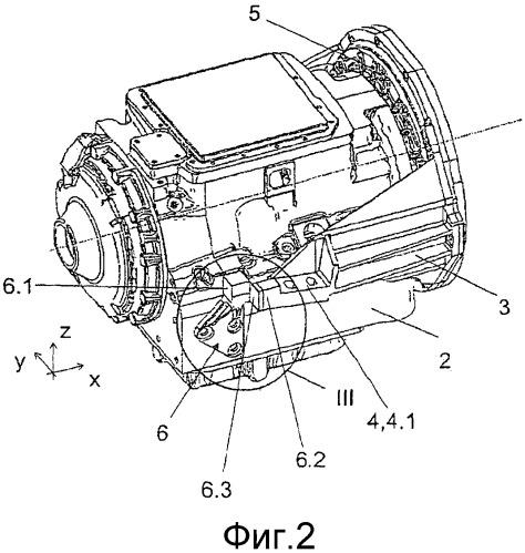 Устройство для крепления конструктивного узла на двигателе внутреннего сгорания