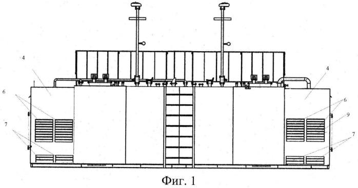 Контейнер хранения и выдачи жидкости (варианты)
