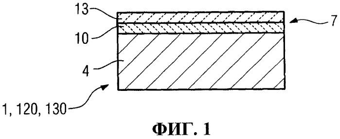 Подложка с керамическим покрытием, создающим термический барьер, с двумя керамическими слоями