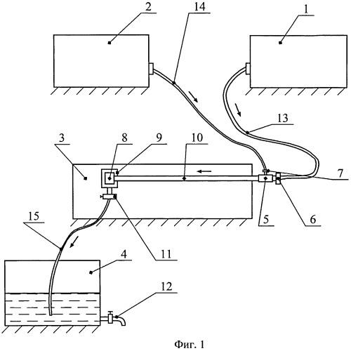 Способ очистки контейнеров жидкостных ракет после пуска от компонентов топлива
