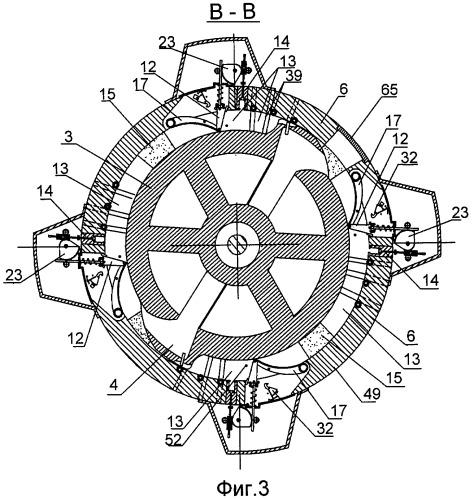 Роторно-поршневой двигатель fym-2(варианты)